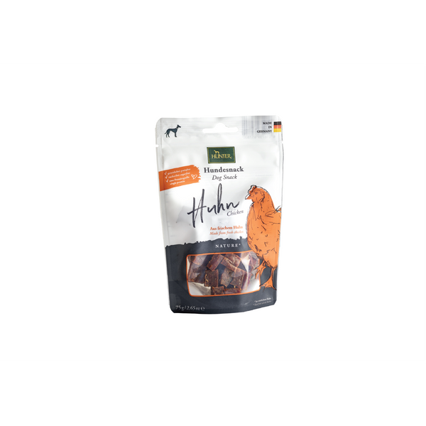 Hunter - Snack For Dog Nature Chicken 75g