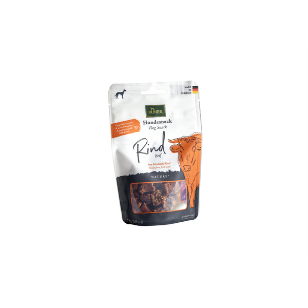 Hunter - Snack For Dog Nature Beef 75g