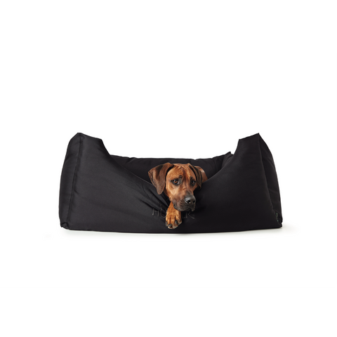 Hunter - Sofa For Dog Gent Antibacterial Black - zoofast-shop
