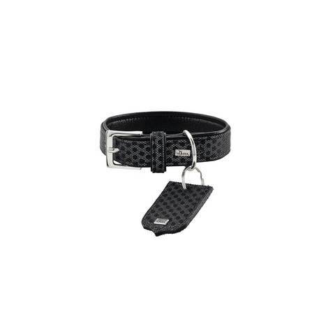 Hunter - Collar For Dog Hella Reflecting Black - zoofast-shop