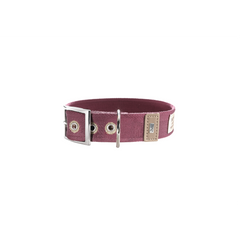 Hunter - Collar In Cotton For Dog New Orleans 3.8cm - zoofast-shop