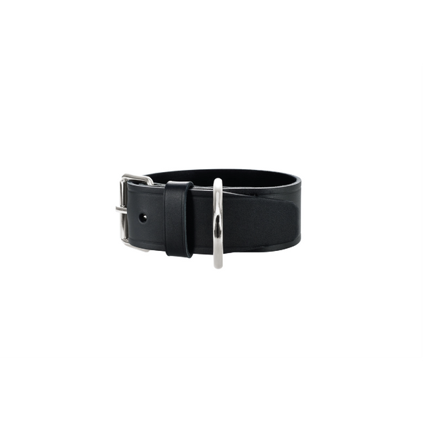 Hunter - Collar In Leather For Dog Basic Ecco Sport Basic