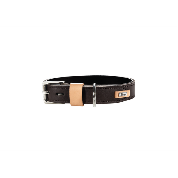 Hunter - Collar Leather Bombay 2.5cm