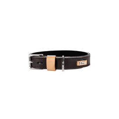Hunter - Collar Leather Bombay 2.5cm - zoofast-shop