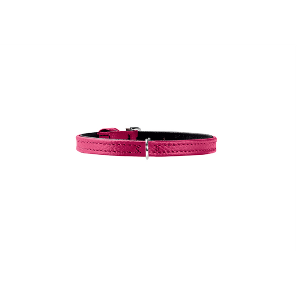 Hunter - Collar Leather Tiny Petit 0.8cm