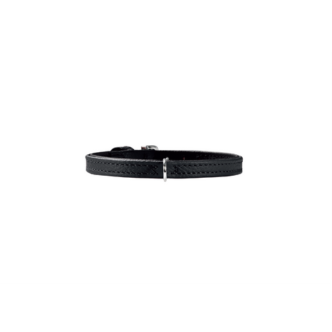 Hunter - Collar Leather Tiny Petit 0.8cm - zoofast-shop