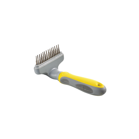 Hunter - Comb For Dogs Detangling With Rotating Pins For Long Hair - zoofast-shop