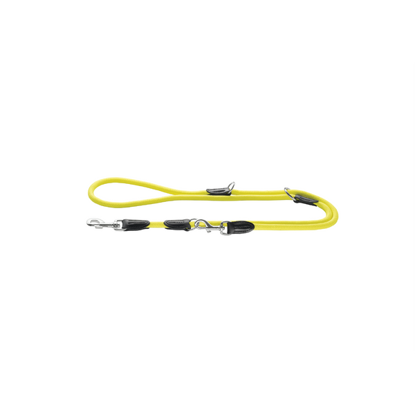 Hunter - Leash In Rope For Dog Freestyle Neon
