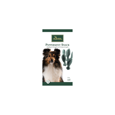 Hunter - Snack For Dog Peppermint S 5pcs - zoofast-shop