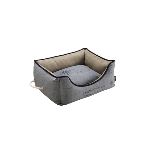 Hunter - Sofa For Dog List Grey - zoofast-shop