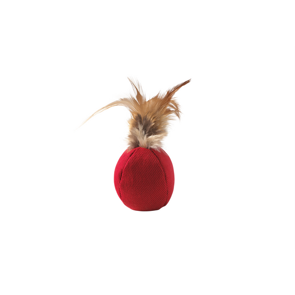 Hunter - Toy For Cat Ball Smart Feather And Catnip 5cm