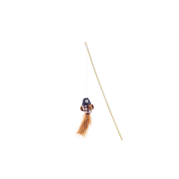 Hunter - Toy For Cat Elroy Dangler Fish 15cm