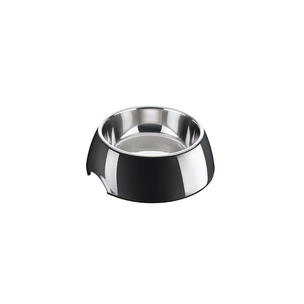 Hunter - Bowl For Dogs Melamine Black