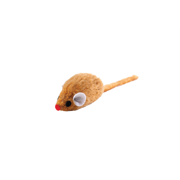 Hunter - Toy For Cat Plush Mouse With Catnip 7cm 2pcs