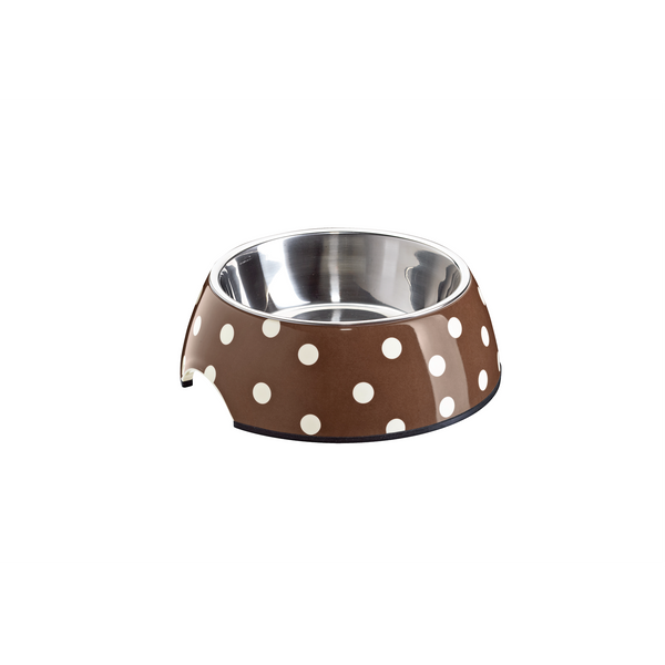 Hunter - Bowl For Dogs Melamine Dots