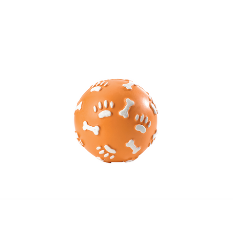 Hunter - Toy For Dog Rubber Ball With Paw - zoofast-shop
