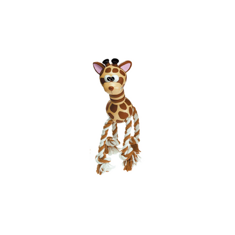 Hunter - Toy For Dog Training Toy Giraffe With Squeaker 30cm - zoofast-shop