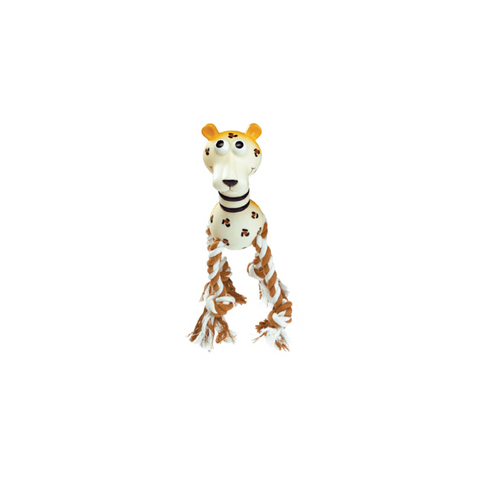Hunter - Toy For Dog Training Toy Tiger With Squeaker 30cm - zoofast-shop