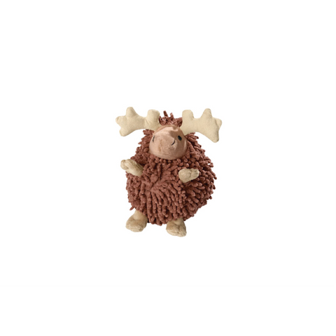 Hunter - Toy For Dog With Squeaker Snugly Elk 17cm - zoofast-shop