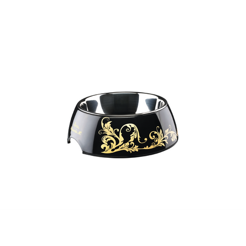 Hunter - Bowl For Dogs Ricarda M. Black-Gold - zoofast-shop