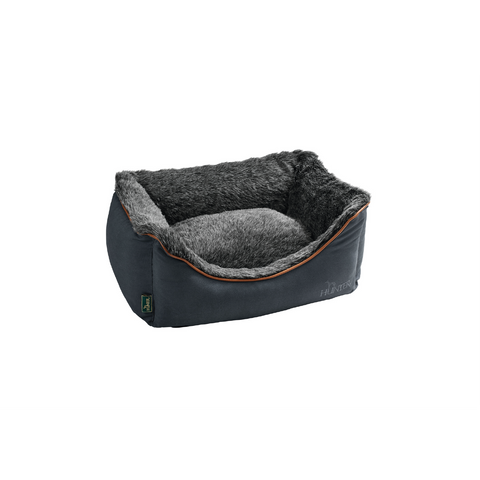 Hunter - Sofa For Dog Bergamo Anthracite - zoofast-shop