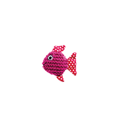 Hunter - Toy For Cat Mammou Fish Pink 10cm - zoofast-shop