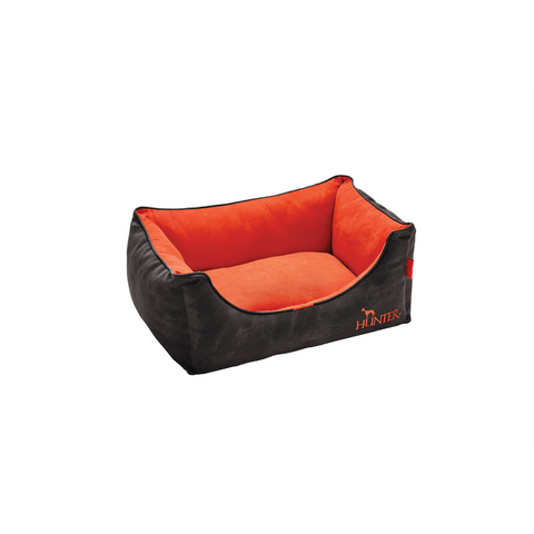Hunter - Sofa For Dog Belfast Anthracite-Orange - zoofast-shop