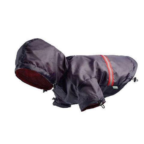 Hunter - Rain Coat For Dog Niagara Dark Blue - zoofast-shop