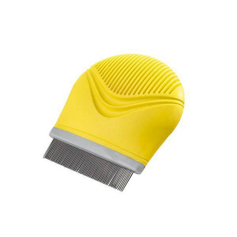Hunter - Comb For Dog Flea & Dust 6.7x7.5x2.3cm - zoofast-shop