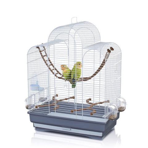 Imac - Cage For Birds Fiona 50x30x65cm - zoofast-shop