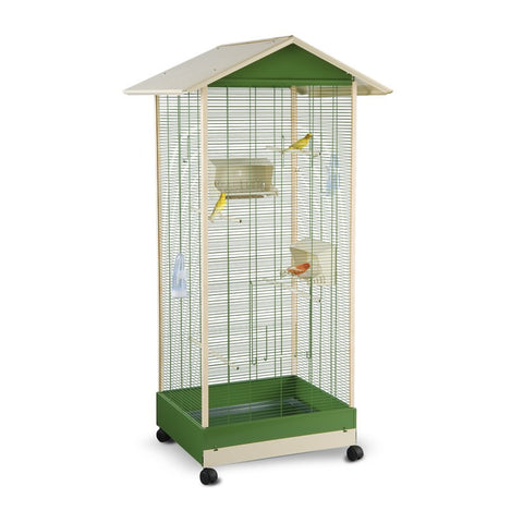 Imac - Cage For Birds Lobelia For Canaries 84.5x72.5x165.5cm - zoofast-shop