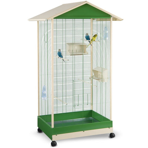 Imac - Cage For Birds Pervinca 100.5x72.5x167.5cm - zoofast-shop