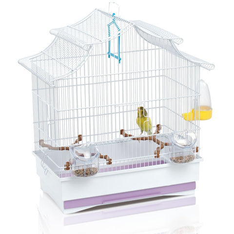 Imac - Cage For Birds Pagoda 50x30x53cm - zoofast-shop