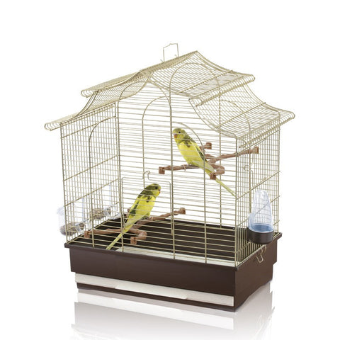 Imac - Cage For Birds Pagoda Export 50x30x53cm - zoofast-shop