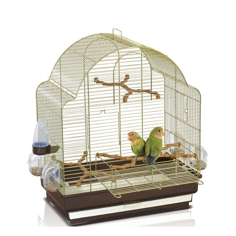 Imac - Cage For Birds Elisa 50x30x58cm - zoofast-shop