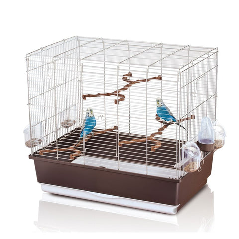 Imac - Cage For Birds Irene 4 59cmX38cmX53cm - zoofast-shop