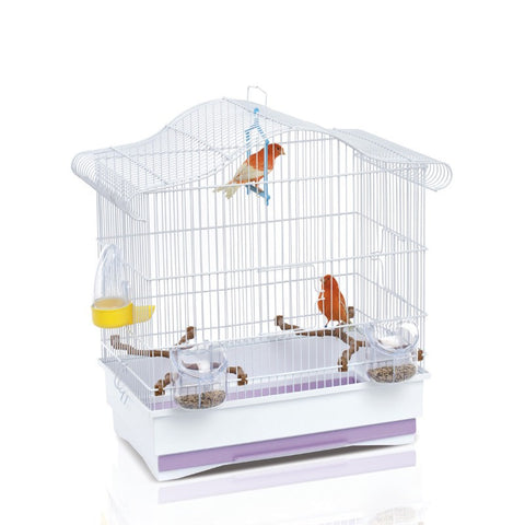 Imac - Cage For Birds Serena 50x30x50cm - zoofast-shop