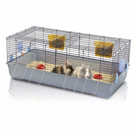 Imac - Cage For Rabbit Easy 140x69.5x54cm - zoofast-shop