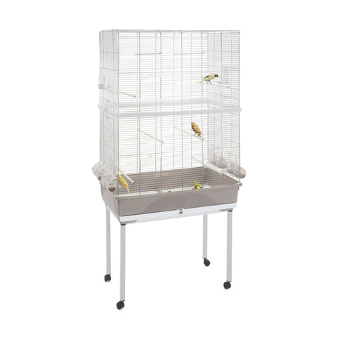Imac - Cage For Birds Tasha Double - 80.5cmX49cmX112cm-160cm - zoofast-shop