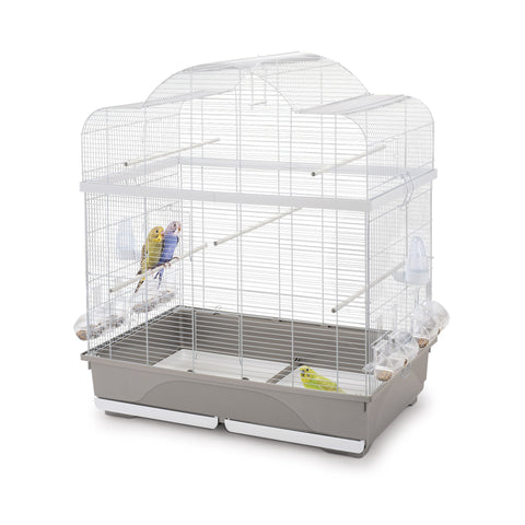 Imac - Cage For Birds Geneva - 80.5cmX49cmX94cm - zoofast-shop