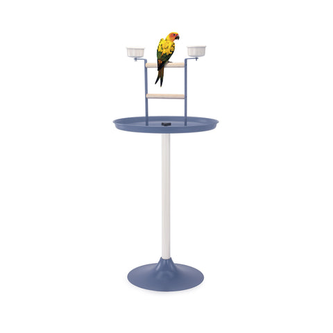 Imac - Cage-Perch For Parrots Vogue Beige-Blue 123x55cm - zoofast-shop
