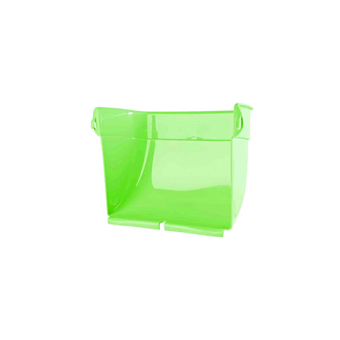 Imac - Feeder For Small Animals Mixed Colours 25.5cmx11cmx19cm - zoofast-shop