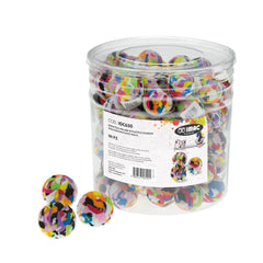 Imac - Toy For Cat Plastic Ball With Bell 60pcs - zoofast-shop