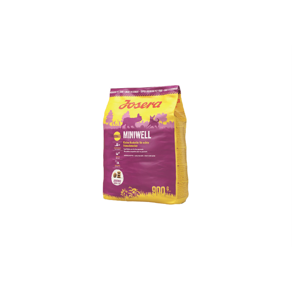 Josera - Dog Food Miniwell 900g