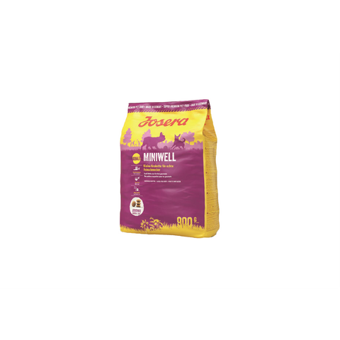 Josera - Dog Food Miniwell 900g - zoofast-shop