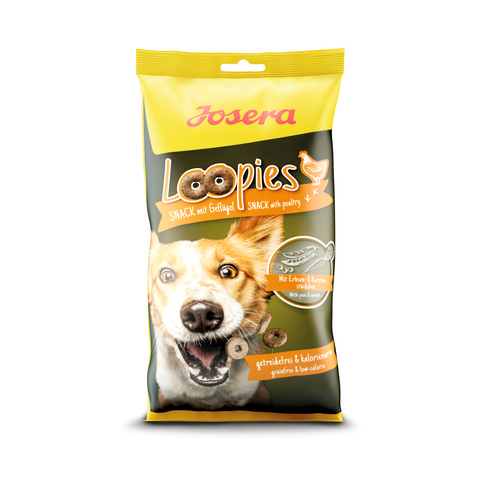 Josera - Loopies Snacks With Poultry 150g