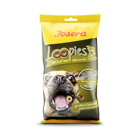 Josera - Loopies Snacks With Lamb 150g