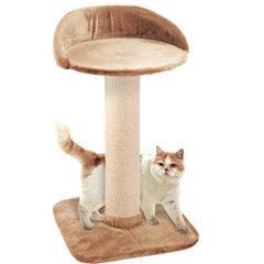Flamingo - Scratching Pole Big Cat 2 56x56x95cm - zoofast-shop