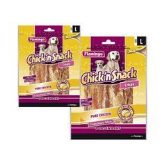 Flamingo - Snack Chick'n Fillets Pure Chicken 170g - zoofast-shop