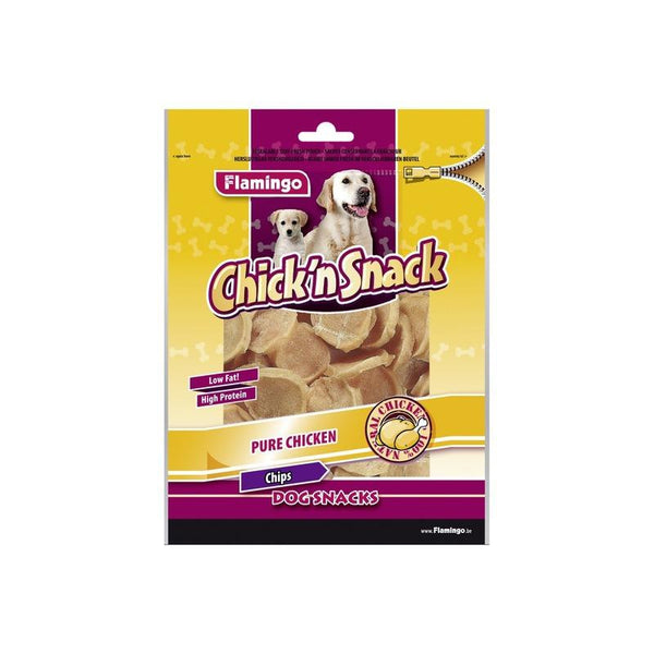Flamingo - Snack Chick'n Chips Pure Chicken S 85g